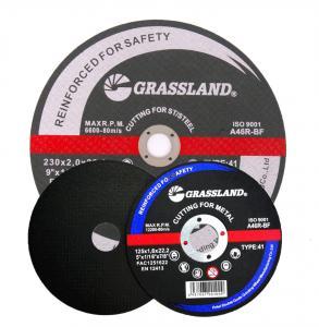 China 125mm 5 Inch Metal 1X22.2mm Grinder Abrasive Disc wholesale