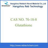 Rebtech High Quality Glutathione Cas no.70-18-8 for Anti-Aging