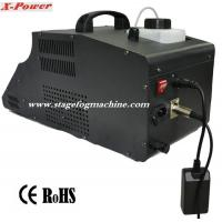 China 1000 Watt Fog-Bubble Machine , Professional Stage Fog and Bubble Machine 2 in 1 Function With Timer Control   X-F25 wholesale