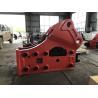 Buy cheap 10-16 Ton Sany Hydraulic Breakers For Excavators , High Efficiency Skid Steer from wholesalers