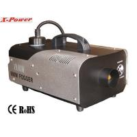 China Commercial Stage Fog Machine 900W CE/ROHS Approved Portable Fog Machine For TV Studios   X-06 wholesale