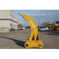 China Caterpillar 320D Backhoe Digger Ripper Tooth , High Strength Excavator Root Ripper wholesale