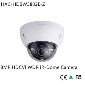 Buy cheap Dahua 8MP HDCVI WDR IR-Dome Camera (HAC-HDBW3802E-Z) from wholesalers