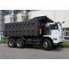 Buy cheap SINOTRUCK HOWO Mining Dump Truck ZZ5707V3840CJ D12.42T2(Euro II) Horsepower from wholesalers