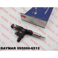 Buy cheap DENSO Genuine common rail injector 095000-6510, 095000-6511, 095000-6512  for TOYOTA, HINO 23670-79015, 23670-E0081 from wholesalers
