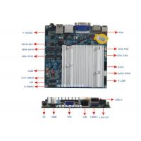 China Intel® Bay Trail-D Celeron J1900 Quad Core Cpu Fanless Nano Motherboard for Nano pc wholesale
