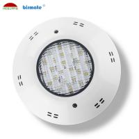 China 12W ABS IP68 Structure Waterproof Lamp For Swimming Pool LED Surface Mounted Pool Light wholesale