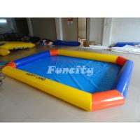 China CE Approved Mini Inflatable Water Swimming Pool Above Ground Salt Water Pool on sale