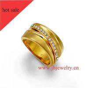 China 22k Gold Ring wholesale