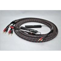 China Audioquest Rockefeller Speaker Cable with 72V DBS Pair New wholesale