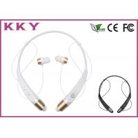 China Home Audio / DJ / Gaming In Ear Bluetooth Earphones Noise Reduction For Sports wholesale