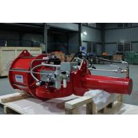 China Standard Hydraulic Actuator / Rotary Air Cylinder ActuatorVarious Mounting Style on sale