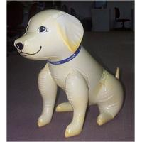 China inflatable pvc dog toy for advertising/ pvc inflatable dog toy for kids/ inflatable toy wholesale