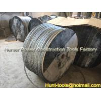 Pulling Rope Anti-twisting Galvanized Steel Wire Rope 16mm