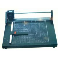 China 350MM Manual Craft Guillotine Paper Cutter / Trimmers Rotary Type wholesale