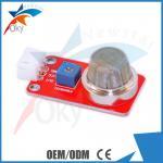 China TTL Smoke Sensor Module Arduino Compatible , Electronic Components Parts wholesale
