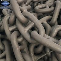 China China Supplier 95MM Marine Grade U3 Stud Link Anchor Chain In Stock wholesale