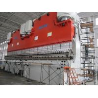 China 400 Ton 12 Meters Pipe Bending Machine Tandem Press Brake For Pipe Making wholesale