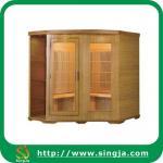 China Cheap Finland Far Infrared Sauna Cabin Room(ISR-16) wholesale