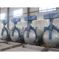 China AAC Autoclave with swing device and hand reducer wholesale