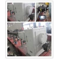 China High Strength Alloy High Torque Gearbox For Co Rotating Twin Screw Extruder Machine wholesale