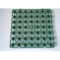 Buy cheap breathable membrane for green roof drainage board, waterproof materials hdpe from wholesalers