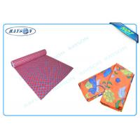 China Ruixin Tela PP Spunbond Non Woven Fabric Sesamoid with Embossed / Seasame Pattern wholesale