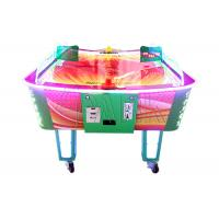 China Colorful Amusement Game Machines Professional Air Hockey Table With Table Tennis wholesale