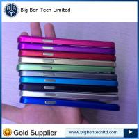 China Luxury Aluminium Metal Ultra Thin Slim Bumper Frame Case Cover for Samsung Galaxy S5 i9600 on sale