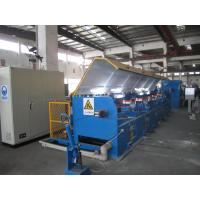 China High / Low Carbon Steel Wire Drawing Process Cnc Drawing Machine 30KW Power wholesale