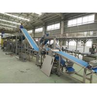China ZKS380 Smaller Puff Production Line With Two Auto Freezing Tunnels wholesale