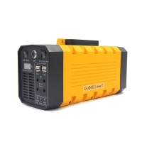 China Samsung Cells 70Ah 350Wh Portable Power Source wholesale