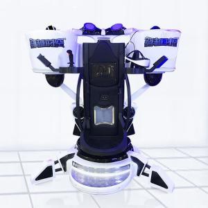 China 1 Player Vr Helicopter Simulator , Voltage Converter Long Range Shooting Simulator wholesale