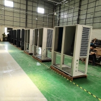 China Aquaculture System Heating And Cooling Air Energy Heat Pump Constant Temperature wholesale