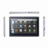 China 7-inch Capacitive Touchscreen Tablet PC wholesale
