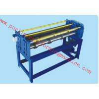 China 0-30m/min Speed Simple Metal Slitting Machine With 30KW Power & Electric Control System wholesale