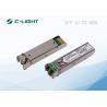 Quality DOM 1550nm CISCO SFP Modules 80km SMF SFP Pluggable Transceivers for sale