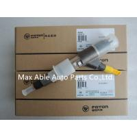 China 5264272 Common rail fuel injector 0445120297 for Foton ISF3.8 wholesale