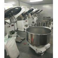 China Industrial Laminated Dough Block Laminator with 200 kg Volume Dough Mixer & Bowl Lifter wholesale