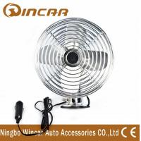 China DC 12v / 24v Clip Car Fan 4x4 accessories off road With Swith wholesale