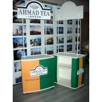 China Exhibition Portable Promotional Display Counter ABS  Booths Table wholesale