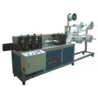 China Disposable Face Mask Making Machine With Aluminum Alloy Structure wholesale