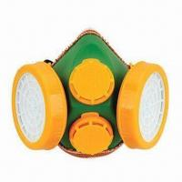 China Safety Mask Respirator, Made of PVC or PP wholesale