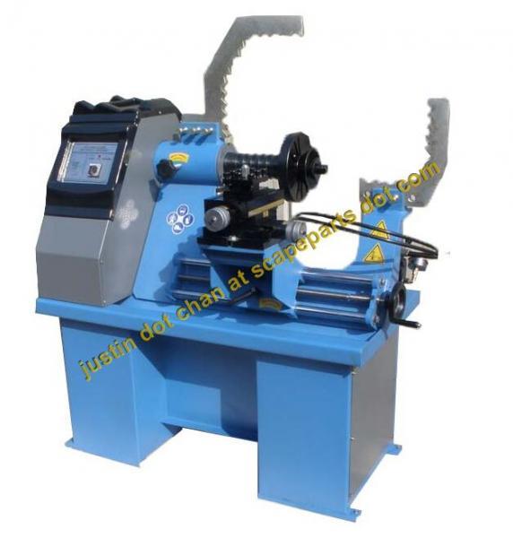 SR1000 rim machine wheel straightening equipment of scapetirechanger-com