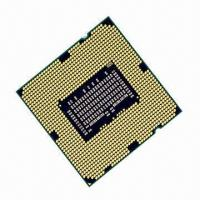 China CPU Processor with Intel(R) Core i7-990X CPU, 3.46GHz Clock Speed, 12.0MB Cache, 32nm Lithography wholesale