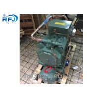 China 40HP Bitzer Compressor 6GE-40Y Water Cooled Condensing Unit For Cold Storage Room wholesale