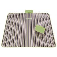 China Park Padded Waterproof Picnic Blanket , Outdoor Picnic Mat Moisture Proof wholesale
