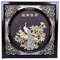 China Wall Plaque Resin Craft (PA040) on sale