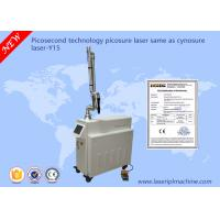 China Arm Pigment Tattoo Removal Laser Treatment / Similar Cynosure Eyebrow Tattoo Removal wholesale