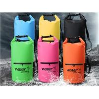 China Portable foldable sport waterproof dry sack bag, Waterproof Nylon TPU Foldable Lightweight Dry Bag, Waterproof Dry Bag wholesale